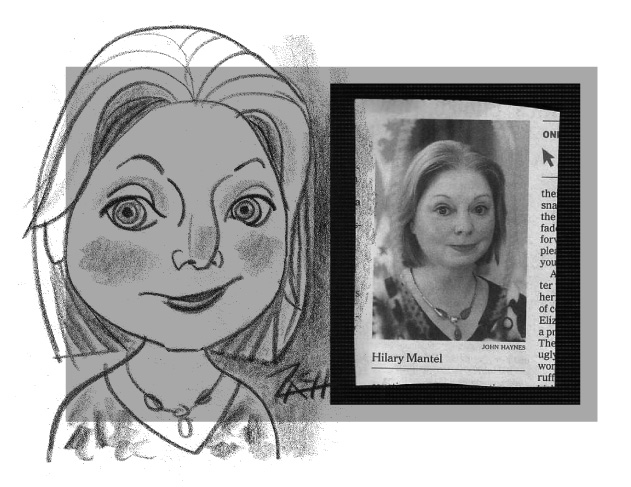 Caricature with Photo Sample Zach Trenholm, San Francisco2